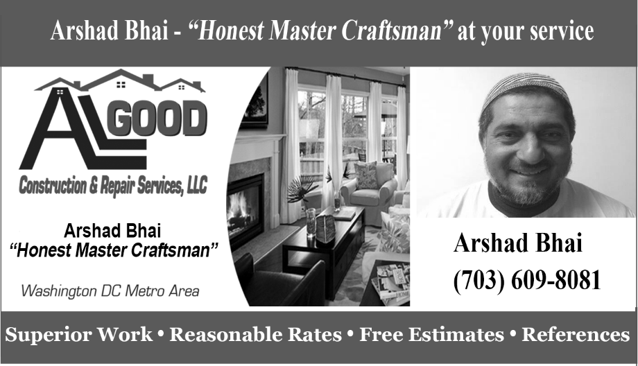 Arshad Bhai – Master Craftsmen for Home Services & Repairs